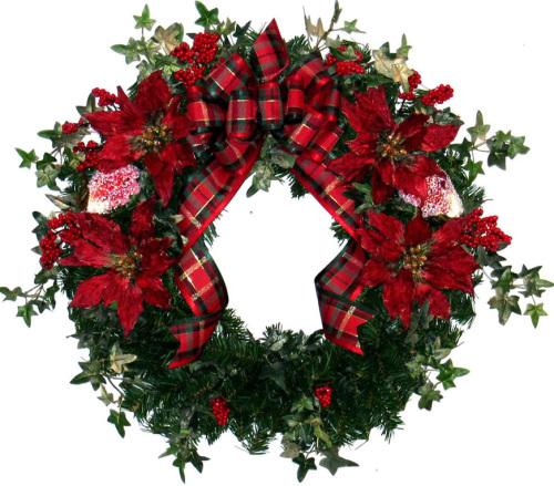 Prossimi eventi corso sulle ghirlande natalizie zibor - Ghirlande per porte natalizie ...
